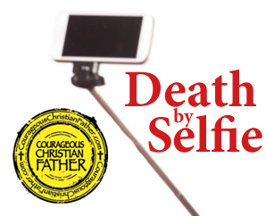 Death by Selife image