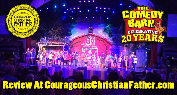 Comedy Barn - Children