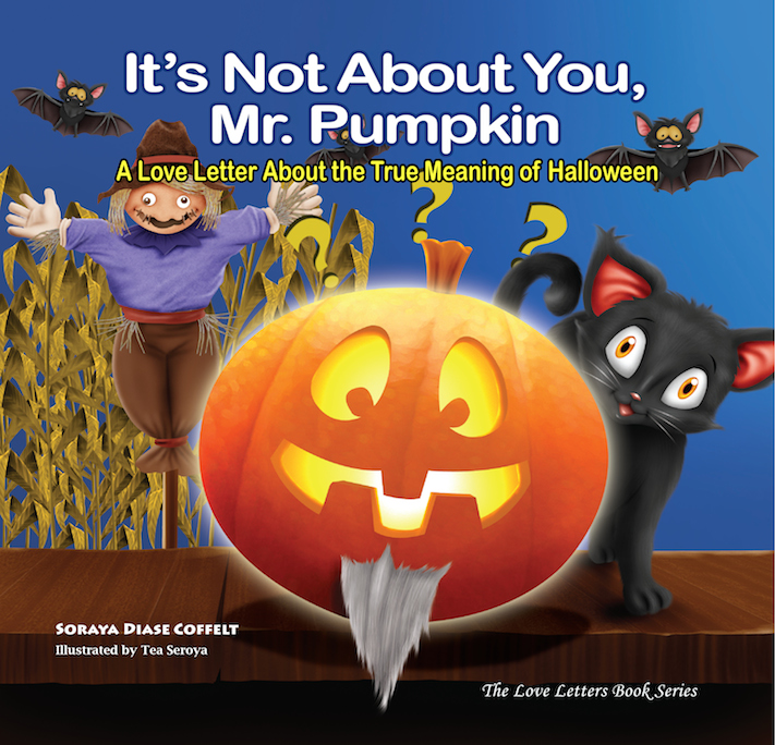 It's Not About You, Mr. Pumpkin Book Cover image