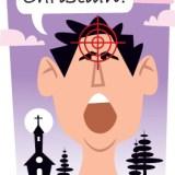"Open Season on Chrisitans! ""Yes! I am a Christian"" image"