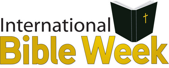 International Bible Week - Celebrated near or around Thanksgiving. Formally called National Bible Week. A week to focus on the Bible. #BibleWeek #BibleCelebration