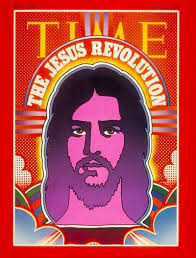 The Jesus Revolution - Time Magazine Cover