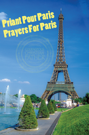 Priant Pour Paris (Prayers for Paris)