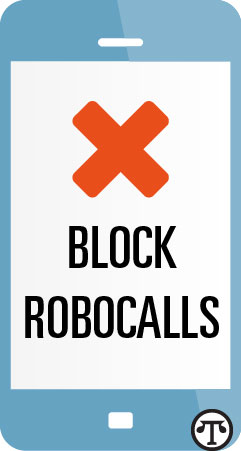 block robocalls