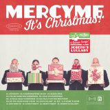 "MercyMe ""It's Christmas!"" Pizza Ranch CD Cover"