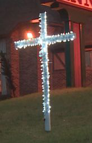 Towsend Christmas Crosses