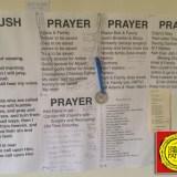 War Room / Prayer Wall