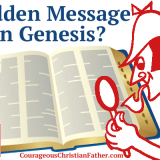 Hidden Message in Genesis