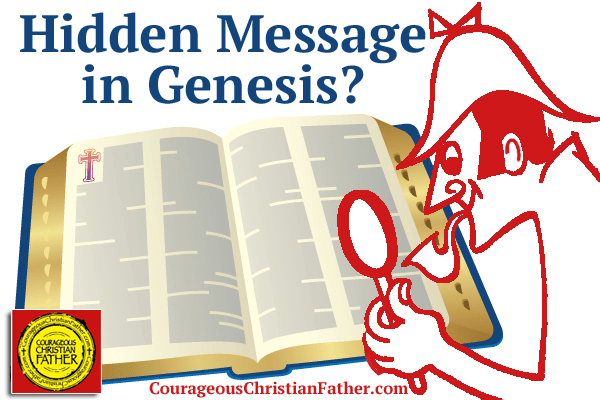 Hidden Message in Genesis