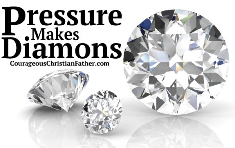 Pressure Makes Diamonds