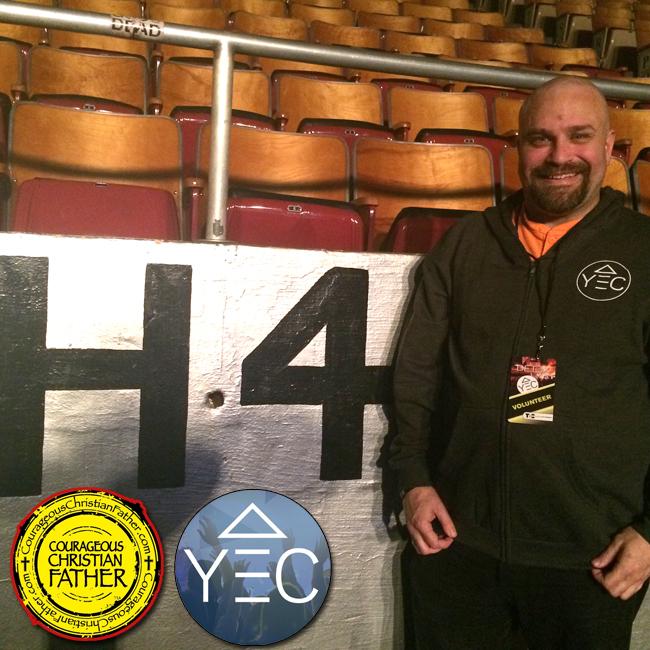 Steve Usher H4 YEC Volunteer