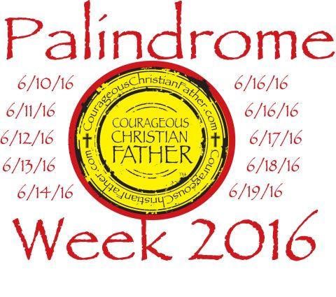 Palindrome Week 2016