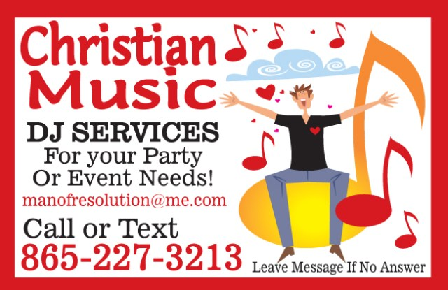 Christian Music DJ Services