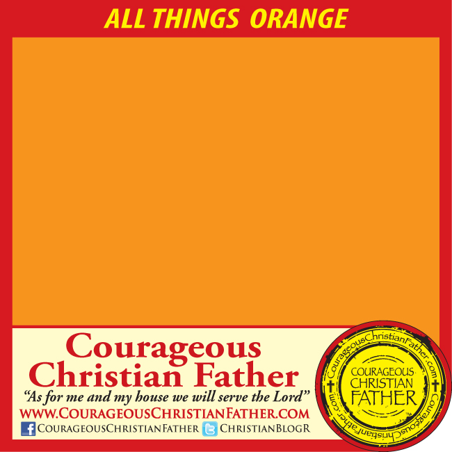 All Things Orange