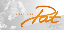 Pray for Pat - #PrayForPat