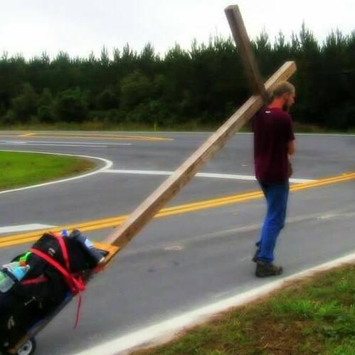 Mitchel Manning Cross Walk America