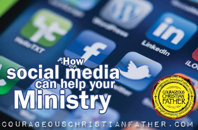 How social media can help your Ministry