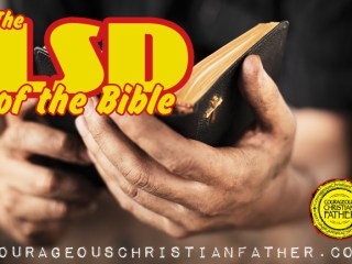 The LSD of the Bible