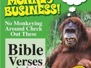 Bible Verses Against Evolution
