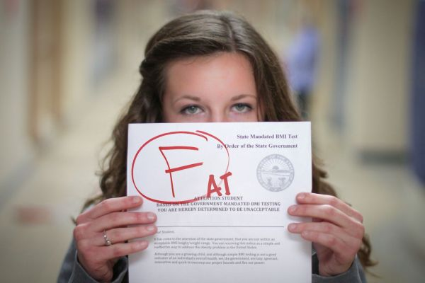 The Student Body (Fat Image - State Mandated BMI Test)