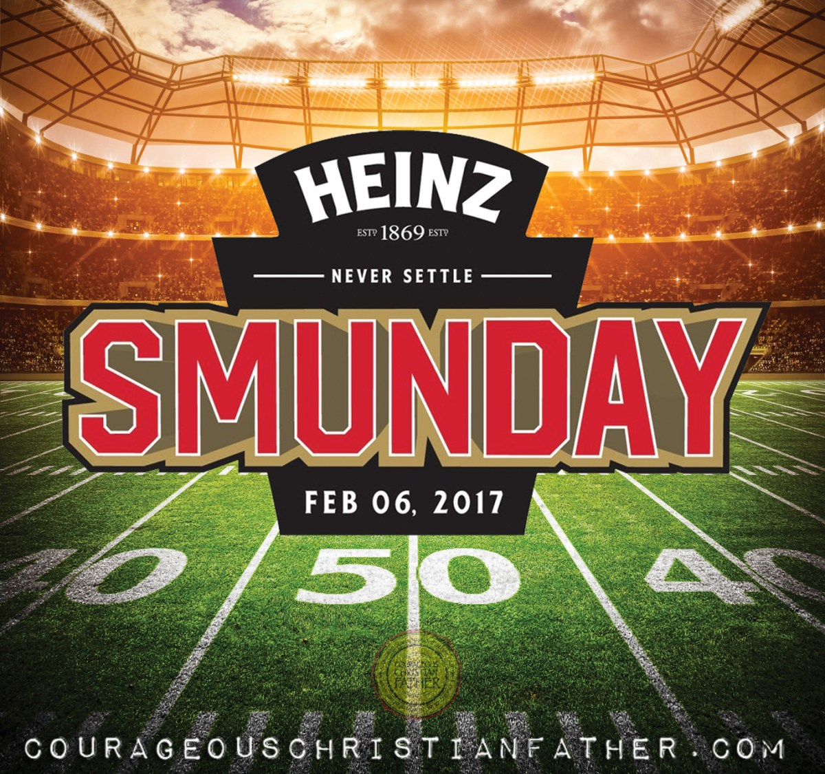 Smunday the Day After the Super Bowl