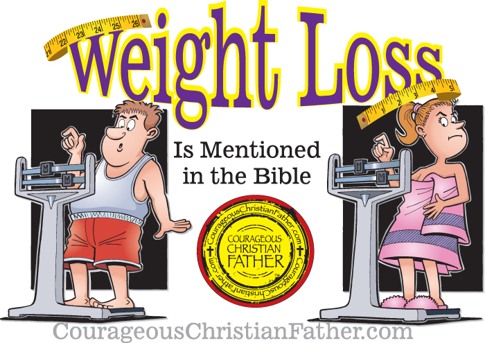 Weight Loss Is Mentioned in the Bible