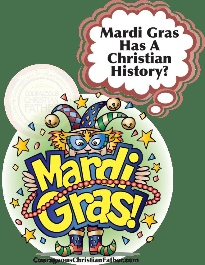 Mardi Gras Has a Christian History?