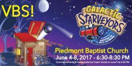 Galactic Starveyors Vacation Bible School