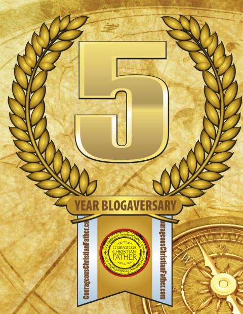 5 Year Blogaversary
