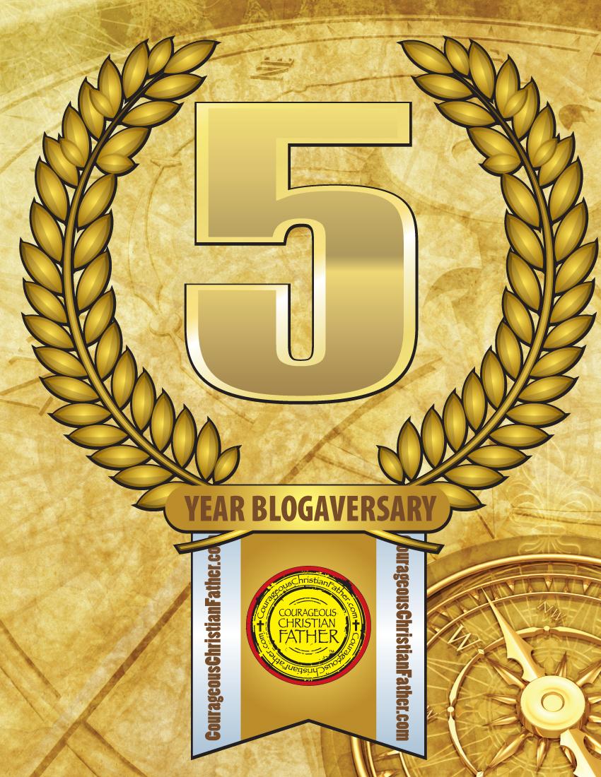 5 Year Blogaversary (Fifth Year Blogaversary)
