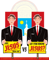 Does Jesus Know You Vs Do You Know Jesus