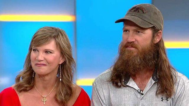 Jase Robertson Duck Dynasty Full Beard #ShaveJase