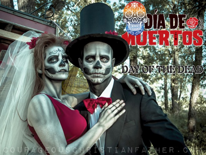 Day of the Dead (Día de Muertos) #DayoftheDead
