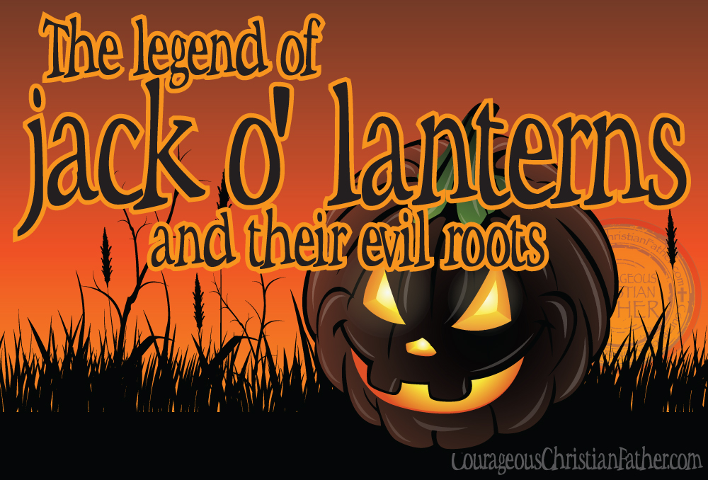 The Legend of Jack o' Lanterns and Their Evil Roots