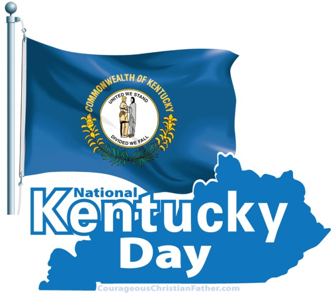 National Kentucky Day #NationalKentuckyDay #Kentucky