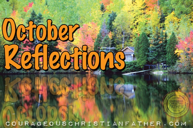 October Reflections 2017