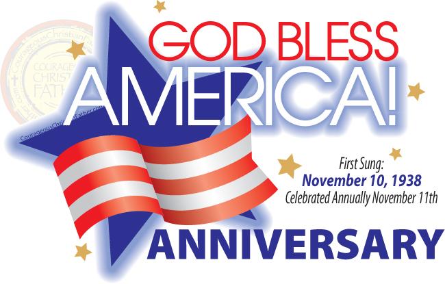 God Bless America Anniversary