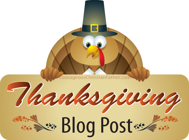 Thanksgiving Blog Post