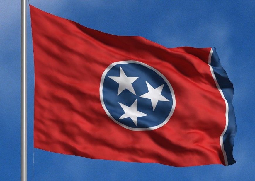 Tennessee State Flag - Tennessee Flag Salutes