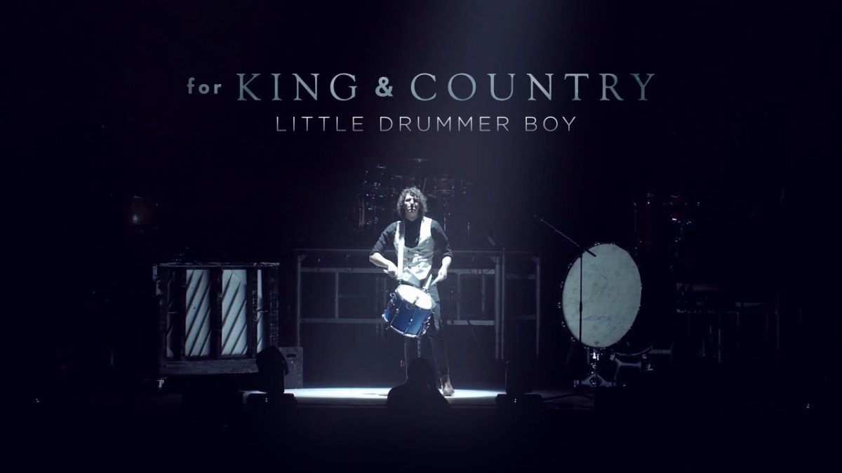 Little Drummer Boy by for KING & COUNTRY Live Music Video
