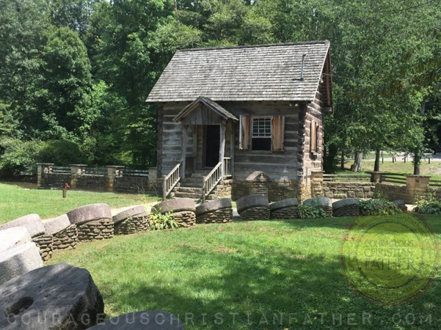 McHargue's Mill - Levi Jackson Wilderness Road State Park