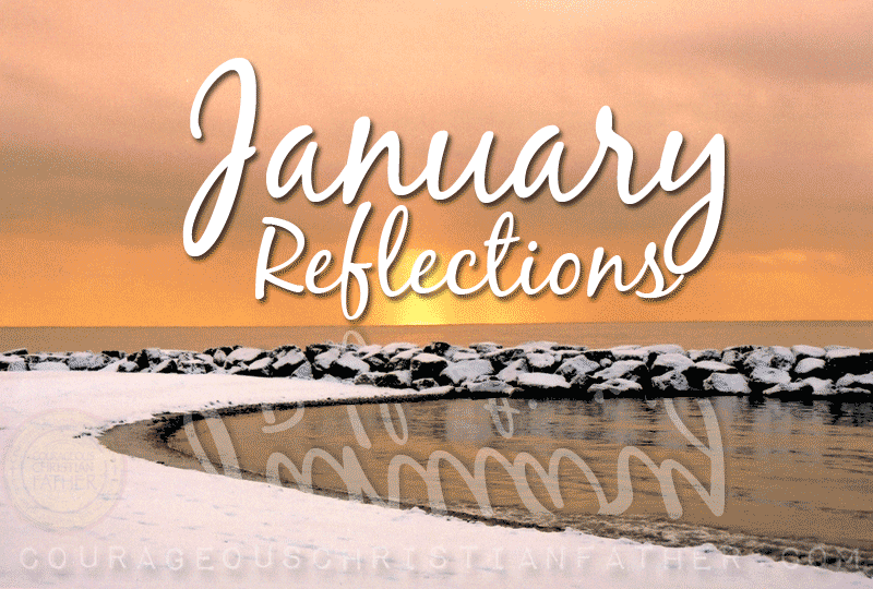 January 2018 Reflections