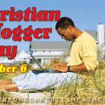 Christian Blogger Day