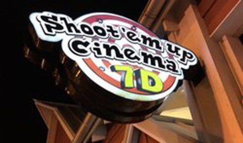 Shoot 'Em Up Cinema - 7D