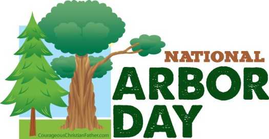 Arbor Day - Arbor or Arbour; from the Latin to mean Tree. This is a day to help raise awareness of the importance of trees and planting trees. #ArborDay