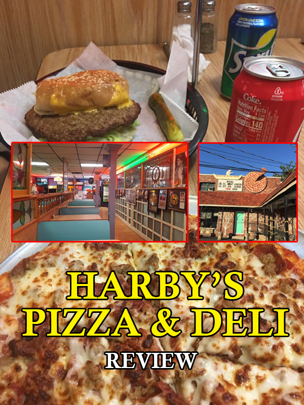 Harby's Pizza & Deli Knoxville Review