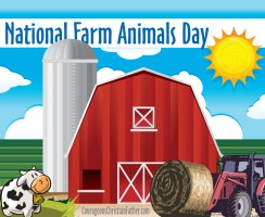 National Farm Animal Day