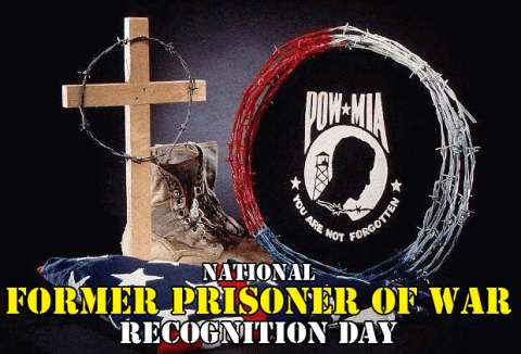 National Former Prisoner of War Recognition Day