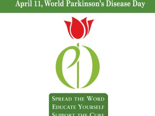 April is Parkinson's Awareness Month - April 11, World Parkinson's Disease Day