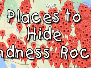30+ Places to Hide Kindness Rocks